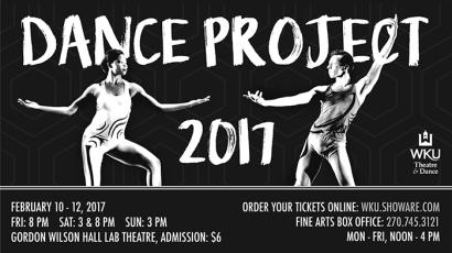 dance project 2017