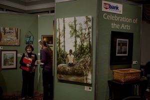 The US Bank Celebration of the Arts exhibit opened March 3 at the Kentucky Museum.