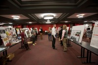The 47th annual Student Research Conference was held March 25.
