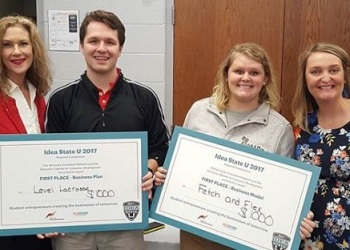 2 WKU students honored at business plan ...