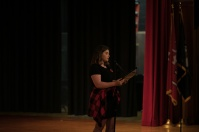 "Sexual Assault Prevention Month events included a presentation of ""The Vagina Monologues"" on April 10."