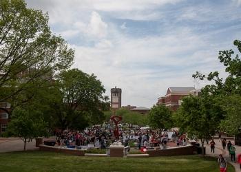 WKU Week in Photos: April 17-23, 2017...