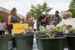 WKU's annual Earth Day celebration was held April 20.