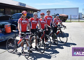 Bike4Alz group to ride across country ag...