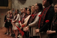 WKU Glasgow's Graduand Ceremony was held May 4. (Photo by John Roberts)