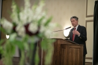 WKU hosted a reception honoring President Gary A. Ransdell on May 2.