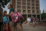 MASTER Plan move-in began on Aug. 12.
