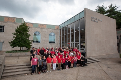 WKU Libraries staff