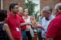 New Faculty Picnic was held Aug. 16.