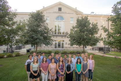 Students from The Gatton Academy participated in summer research programs.