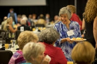 The Cupola Society brunch was held Aug. 26.