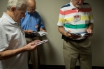 Society for Lifelong Learning held its annual meeting and open house on Aug. 27.