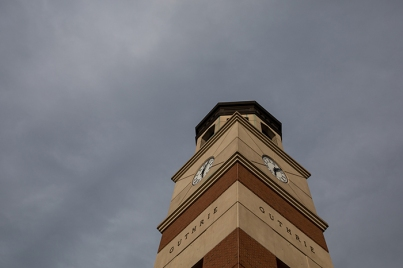 Fall semester scenes on the WKU campus