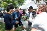 Gordon Ford College of Business hosted a Backyard BBQ on Sept. 7.
