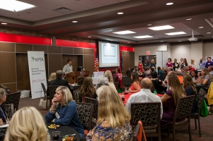 WKU hosted a meeting of the Kentucky Physical Therapy Association on Sept. 8-9.