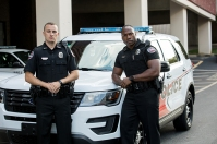 WKU Police Department debuted its new uniforms.