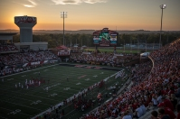 WKU Football hosted Ball State on Sept. 23.