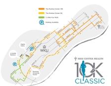 Med Center Health 10K Classic will be held Oct. 21.