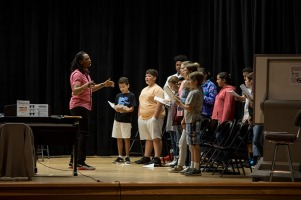 WKU graduate Chandel Shanklin is a music education teacher at Bowling Green Junior High School.
