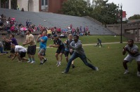 Homecoming Games were held Oct. 11.
