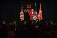 WKU recognized its top volunteers Oct. 12 at the annual Summit Awards.