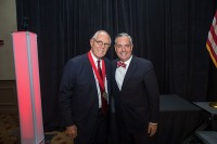 WKU recognized its top volunteers Oct. 12 at the annual Summit Awards including Distinguished Service Medal recipient Jim Meyer.