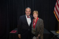WKU recognized its top volunteers Oct. 12 at the annual Summit Awards including Distinguished Service Medal recipient Linda S. Miller.