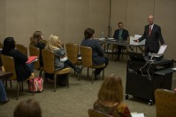 The Suzanne Vitale Clinical Education Complex hosted its Special Needs Summit on Oct. 13.