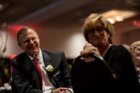 The Hall of Distinguished Alumni Luncheon and Induction Ceremony was held Oct. 13.