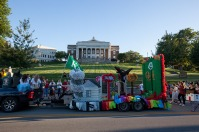The Homecoming Parade was held Oct. 13.