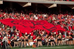 Scenes from Homecoming activities on Oct. 14.