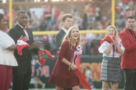Katherine Crider was the 2017 Homecoming queen.