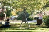 Fall semester scenes on the WKU campus.