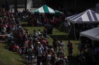 Potter College of Arts & Letters hosted its Fall Festival on Oct. 18.