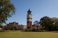 Fall on the WKU campus.