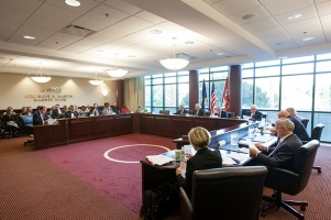 WKU Board of Regents met on Oct. 27.