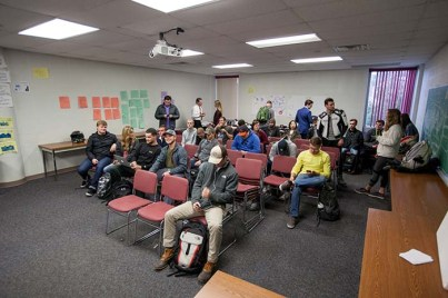 International Education Week activities were held Nov. 6-10.