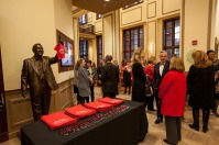 A Campus Celebration of Philanthropy was held on National Philanthropy Day Nov. 15.