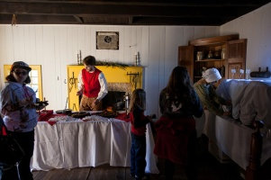The Kentucky Museum hosted its annual Christmas in Kentucky on Dec. 2.