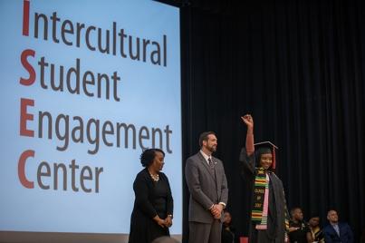 Intercultural Student Engagement Center graduation celebration