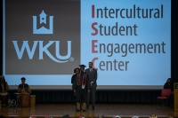 Intercultural Student Engagement Center graduation celebration