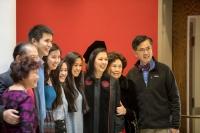 Educational Leadership Doctoral Program hooding ceremony