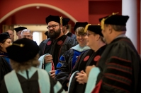 Educational Leadership Doctoral Program hooding ceremony