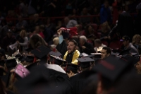182nd Commencement morning ceremony