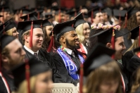 182nd Commencement afternoon ceremony
