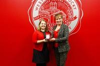 WKU Glasgow hosted its Graduand Reception on Nov. 30. (Photo by John Roberts)