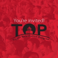 Registration is open for Topper Orientation Program events. Find out more at https://www.wku.edu/top/reservations.php