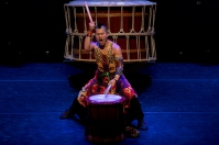 Yamato, the Drummers of Japan, visited WKU on Feb. 2 as part of the Cultural Enhancement Series.