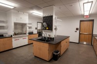 WKU's Biodiversity Center in Ogden College Hall