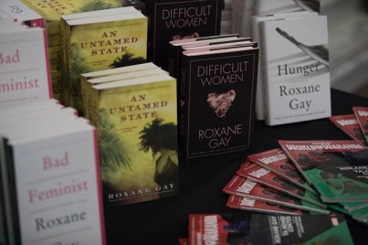 Roxane Gay visited WKU on Feb. 8 for the Cultural Enhancement Series.